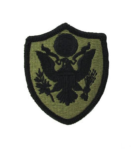 Personnel in Department of Defense and Joint Activities OCP Patch - Scorpion W2