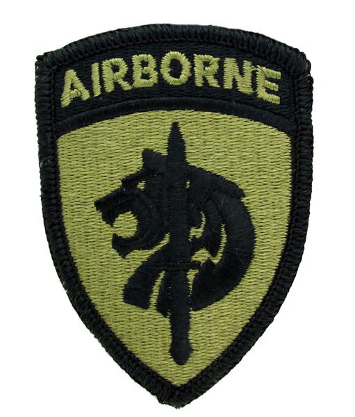 Special Operations Command Africa OCP Patch - Scorpion W2