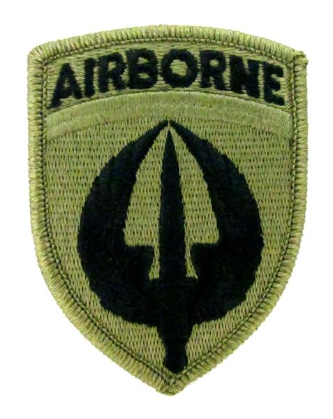 Special Operations Aviation Command OCP Patch - Scorpion W2
