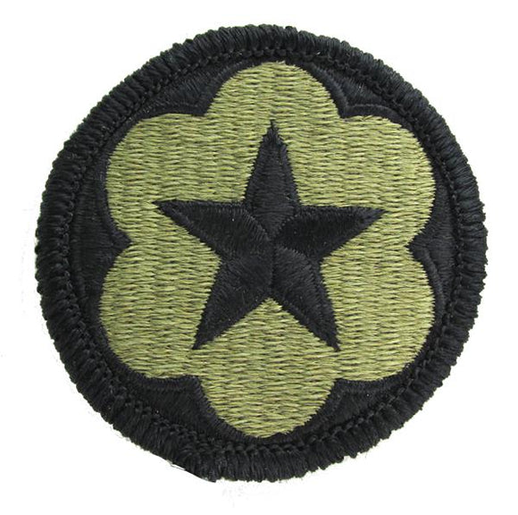Department of the Army Staff Support OCP Patch - Scorpion W2