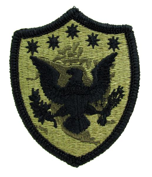 US Northern Command OCP Patch - Scorpion W2