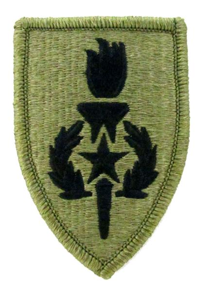 U.S. Army Sergeants Major Academy OCP Patch - Scorpion W2