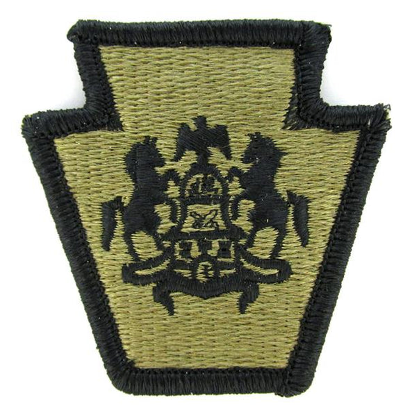 Pennsylvania Army National Guard OCP Patch