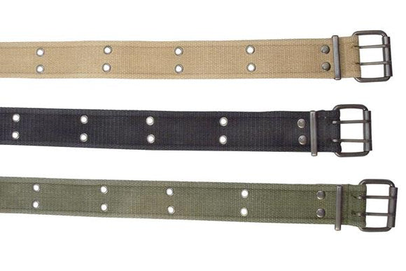 ULTRA FORCE TM VINTAGE BELT WITH DOUBLE PRONG BUCKLE