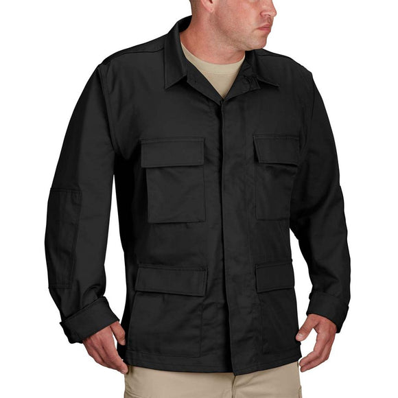 CLOSEOUT - PROPPER BDU Jacket - BLACK