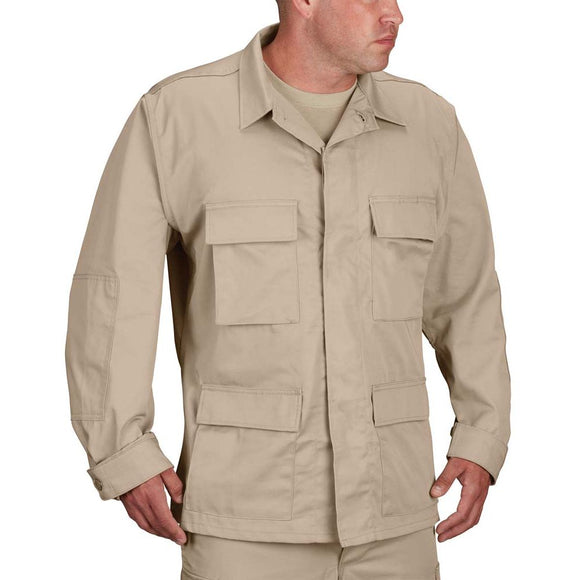 CLOSEOUT - PROPPER BDU Jacket - KHAKI TAN
