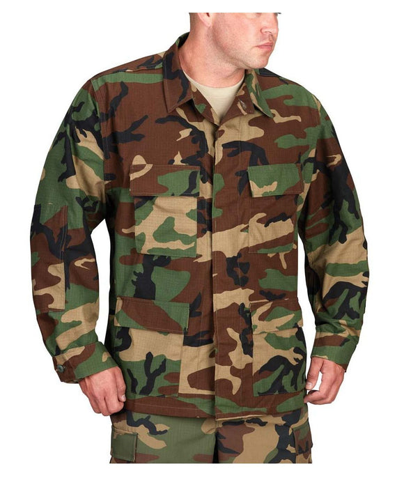 Propper BDU Jacket - WOODLAND CAMO