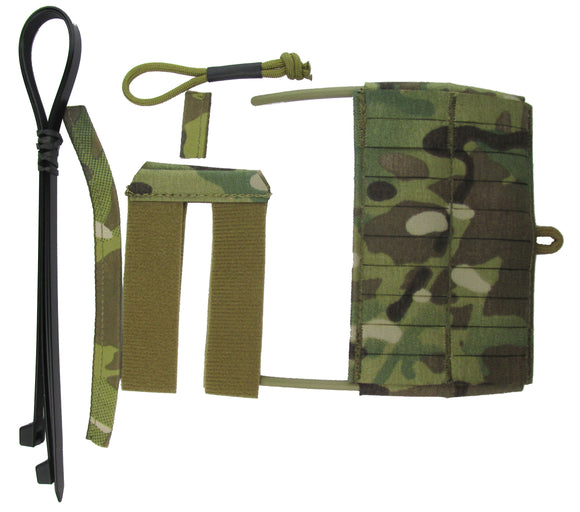 Raine Bridger MOLLE Panel for FirstSpear Tubes