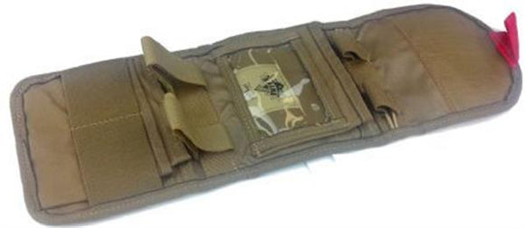 Individual First Aid Kit Pouch - COYOTE