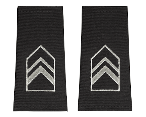 Air Force JROTC Epaulets - Shoulder Marks Lieutenant Colonel
