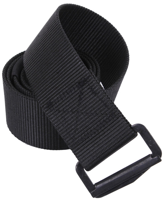 Rothco Adjustable BDU Belt - Black