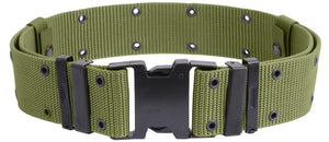 Rothco New Issue Marine Corps Style Quick Release Pistol Belt