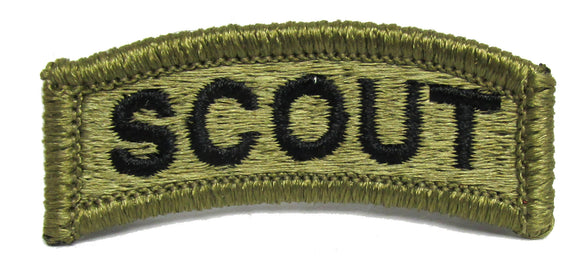 SCOUT Tab OCP Patch - Scorpion W2
