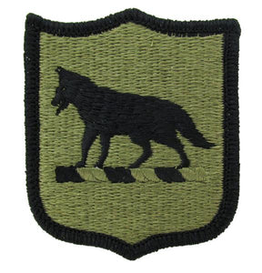 South Dakota Army National Guard Multicam  OCP Patch