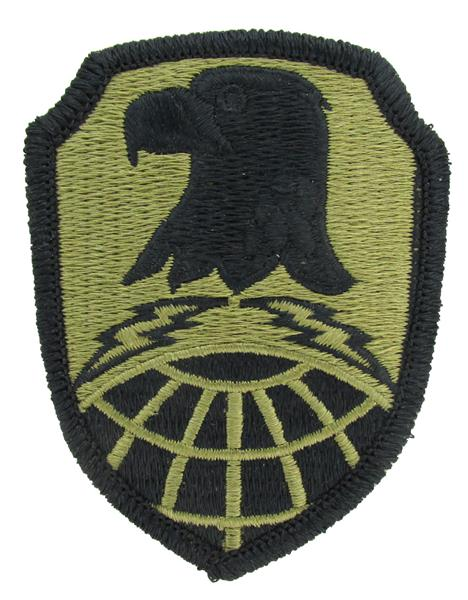 Army Space and Strategic Defense Command OCP Patch - Scorpion W2