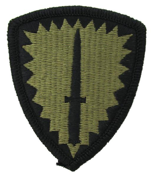 Special Operations Command Europe (U.S. Army Element) OCP Patch - Scorpion W2