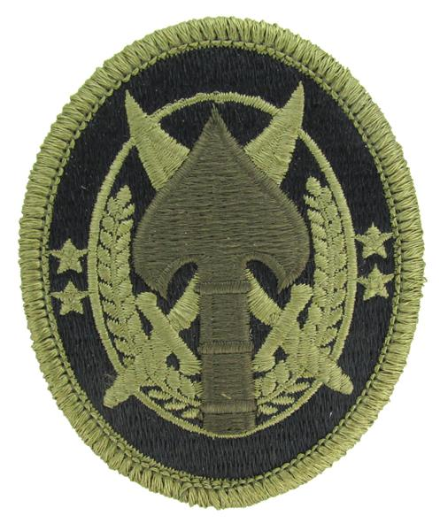 Special Operations Joint Task Force Operation Inherent Resolve OCP Patch - Scorpion W2