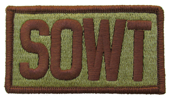 Air Force SOWT OCP Patch Spice Brown - Special Operation Weather Team