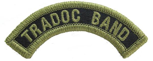 TRADOC Band Tab OCP Patch - Scorpion W2