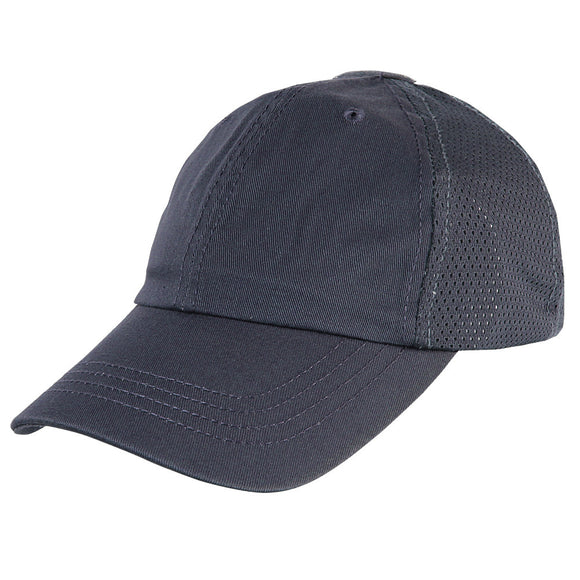 Condor Mesh Tactical Team Cap Navy Blue