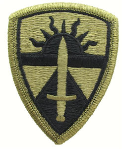 Test and Evaluation Command OCP Patch