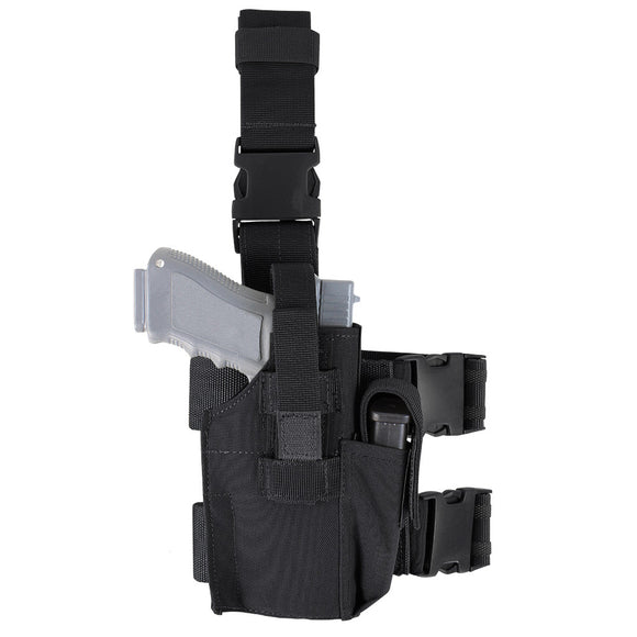 CONDOR Tactical Leg Holster (Black)
