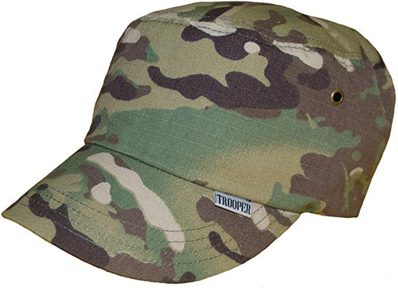 Trooper Clothing Kids Multicam OCP Patrol Cap