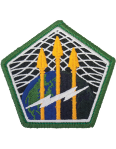 United States Army Cyber Command Patch