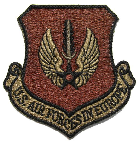 U.S. Air Forces in Europe OCP Patch - Spice Brown