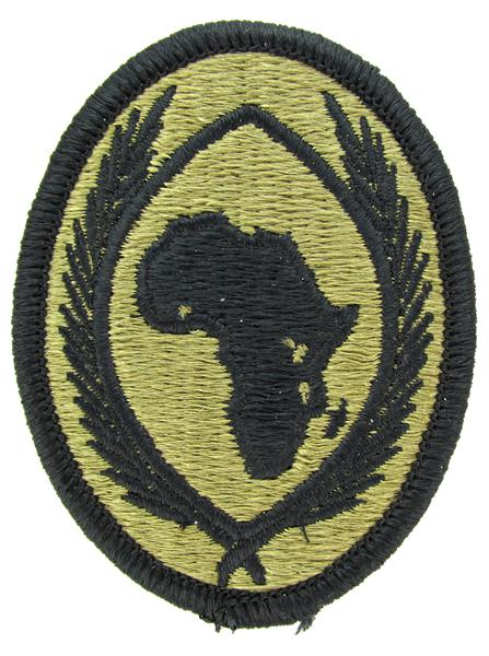 U.S. Army Africa Command OCP Patch - Scorpion W2