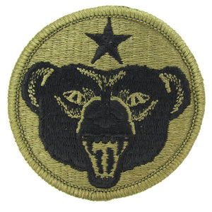 U.S. Army Alaska OCP Patch - Scorpion W2