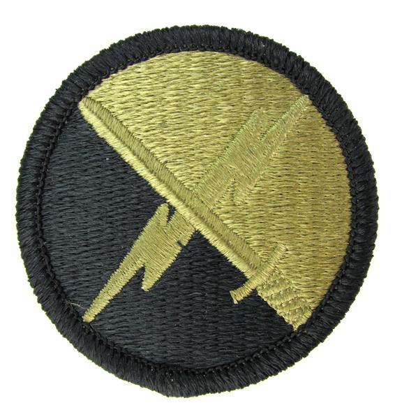 First Information Operations Command OCP Patch - Scorpion W2