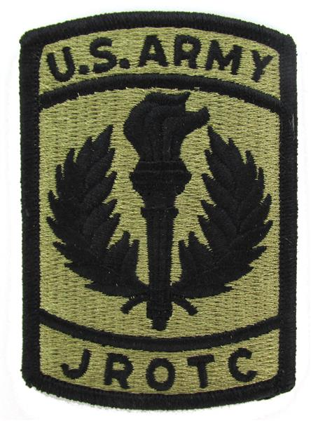 U.S. Army JROTC OCP Patch - Scorpion W2