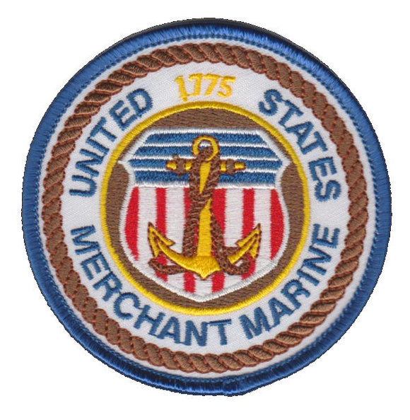 United States Merchant Marines Patch