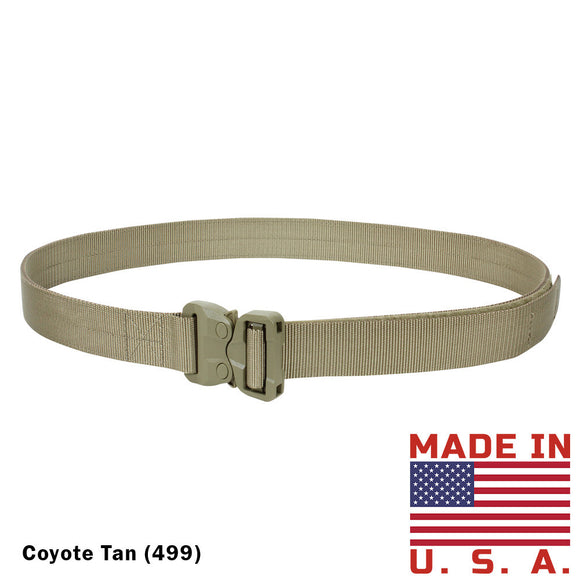 Condor GT Cobra Gun Belt Coyote Tan