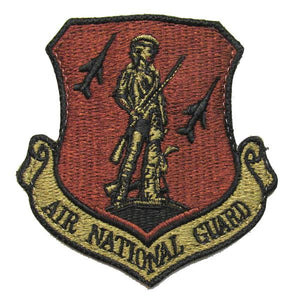 Air National Guard OCP Patch - Spice Brown