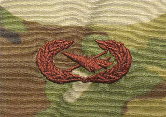 Historian OCP Air Force Badge - SPICE BROWN