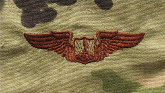 Air Force Unmanned Aircraft Systems OCP Occupational Badge