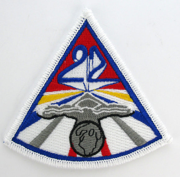 USAF Academy 22nd Cadet Squadron Patch - Raptors