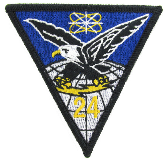 USAF Academy 24th Cadet Squadron Patch - Phantoms