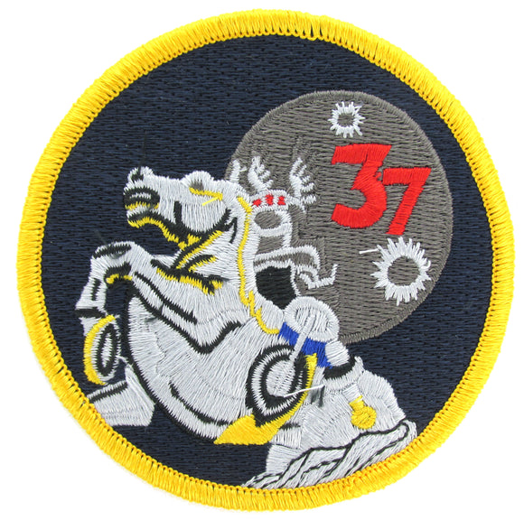 USAF Academy 37th Cadet Squadron Patch - Hardbody Sky Raiders