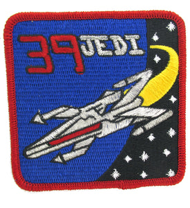 USAF Academy 39th Cadet Squadron Patch - Jedi Knights