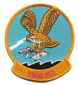 VMM 162 Golden Eagles USMC Patch