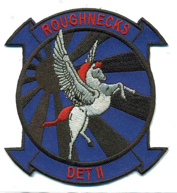 VRC-30 DET II USMC Patch - Roughnecks