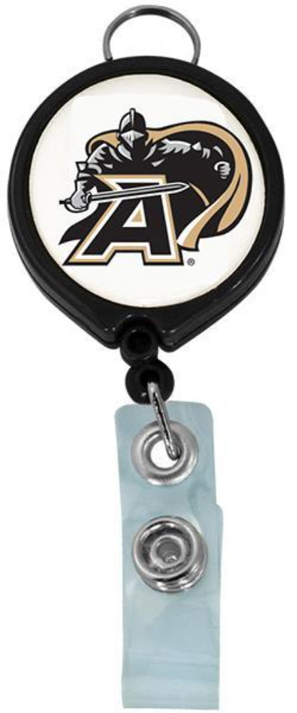 West Point Capeman Logo Retractable Badge Holder
