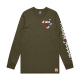 X Waka Flocka - Trapper Rapper Army Long Sleeve
