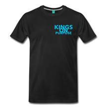 Load image into Gallery viewer, Kings On Purpose Men's Shirt - black