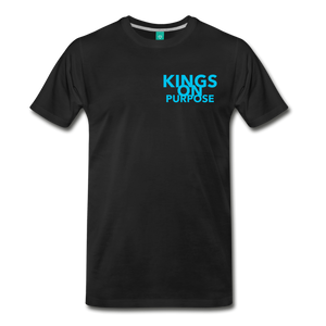 Kings On Purpose Men's Shirt - black