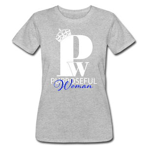 "White & Blue ""SisterWives"" Collection - heather gray"