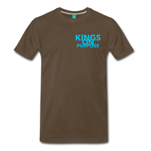 Load image into Gallery viewer, Kings On Purpose Men's Shirt - noble brown